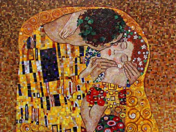 Мозаика из смальты