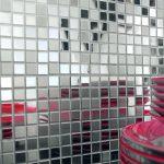Металлическая мозаика: высокотехнологичная роскошь современного интерьера