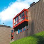 Керамическая плитка для фасада здания – неповторимый вид вашего дома