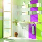 Керамическая плитка белого, черного, красного и других цветов – безграничное разнообразие оттенков в вашем доме