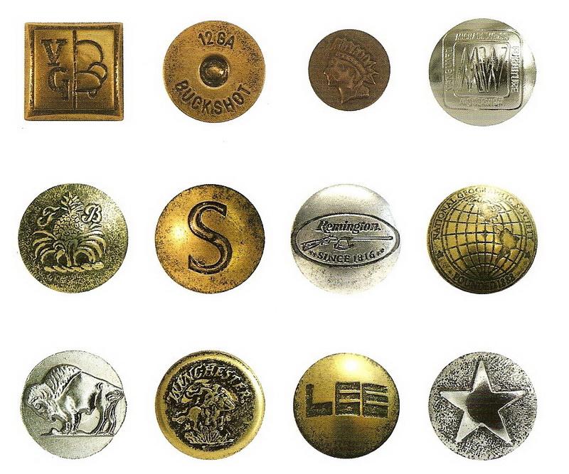 декоративные металлические (медные) гвозди