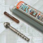 Химический анкер – идеальное крепление в пустотелом и полнотелом материале