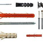 Дюбель – универсальный крепеж для любых типов строительных работ